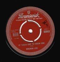 Brenda Lee As Usual Vinyl 7 Inch | Planet Earth Records